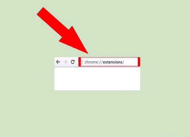 Google Chrome में ऐड-ऑन चरण 2