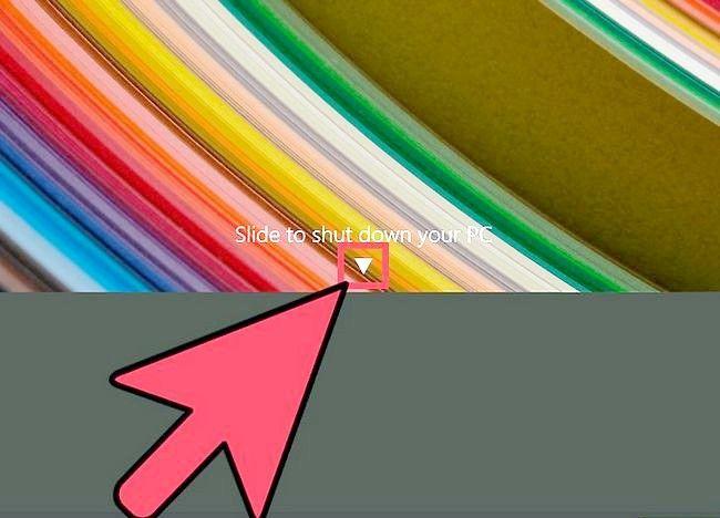 विंडोज 8.1 डेस्कटॉप चरण 4 को शटडाउन बटन जोड़ें शीर्षक वाला चित्र
