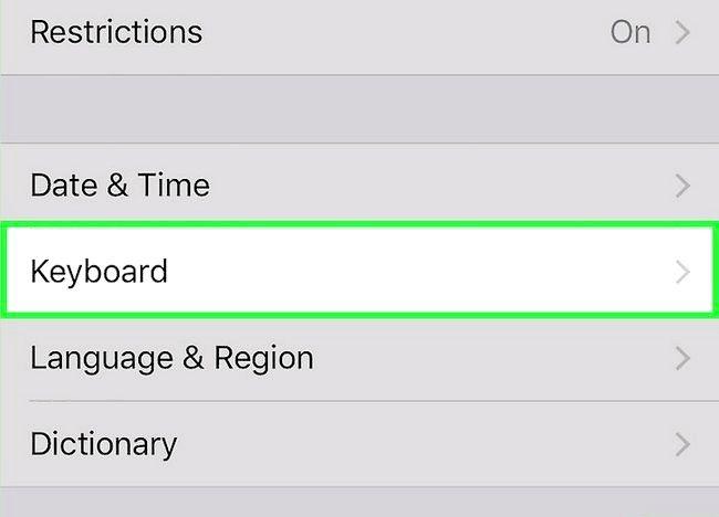 चित्र शब्द iPhone शब्द चरण 3 में जोड़ें