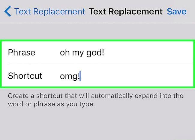 चित्र शब्द iPhone शब्द चरण 6 में जोड़ें