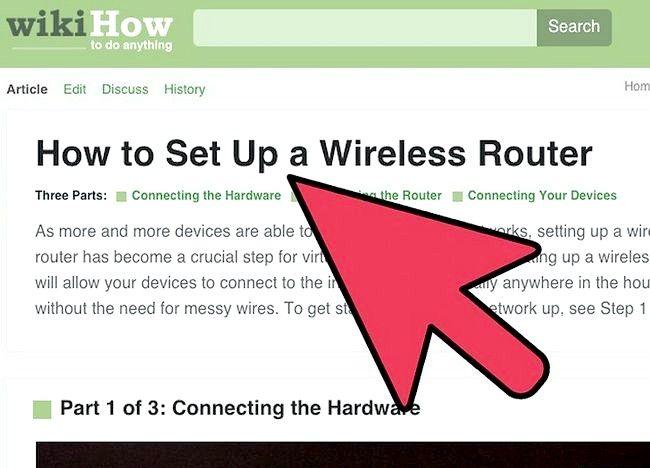 अपने वायरलेस इंटरनेट कनेक्शन को तेज करें (कॉमकास्ट) चरण 15 का शीर्षक चित्र