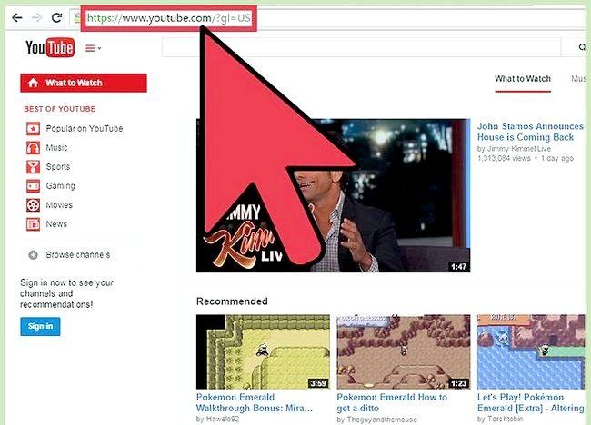 वीएलसी मीडिया प्लेयर का उपयोग कर फाइल डाउनलोड करें शीर्षक चरण 1