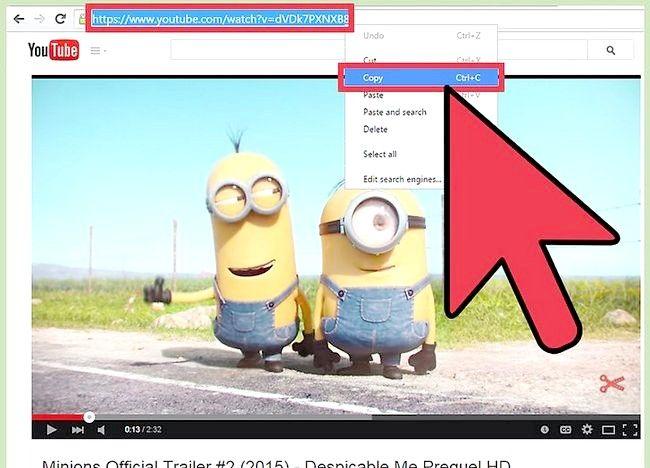वीएलसी मीडिया प्लेयर का उपयोग कर फाइल डाउनलोड करें शीर्षक चरण 2