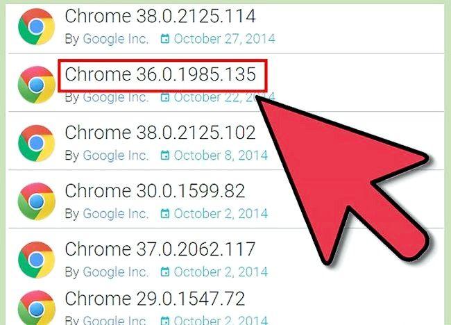चित्र शीर्षक एंड्रॉइड के लिए Google Chrome प्राप्त करें चरण 12