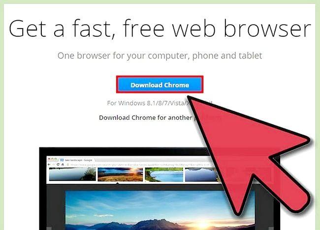 चित्र डाउनलोड करें और Google Chrome चरण 2 को डाउनलोड करें