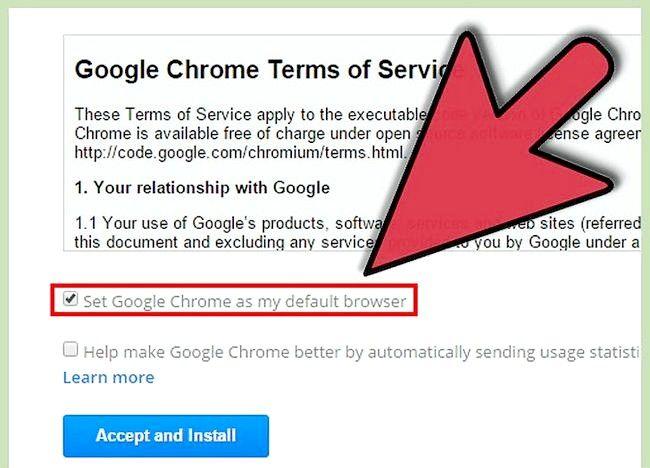 चित्र डाउनलोड करें और Google Chrome चरण 3 डाउनलोड करें