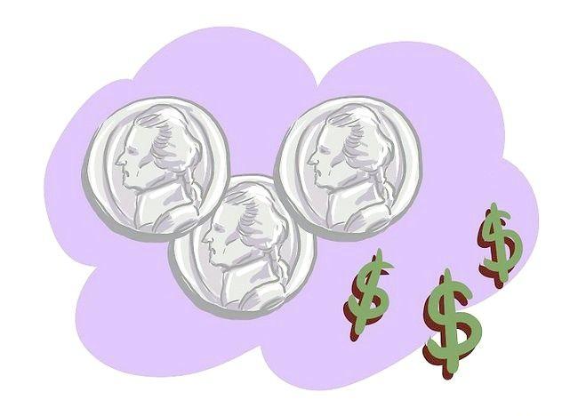 चांदी के सिक्के के मूल्य की गणना कैसे करें