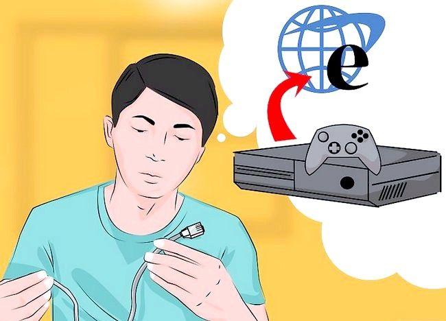 शीर्षक से चित्र इंटरनेट से अपने Xbox एक से कनेक्ट करें चरण 1