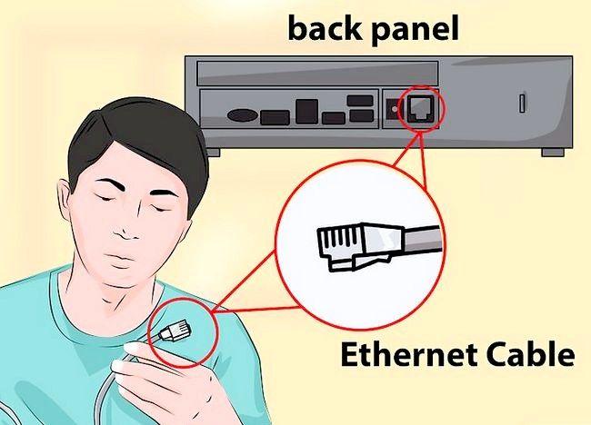 शीर्षक से चित्र इंटरनेट से अपने Xbox एक से कनेक्ट करें चरण 2