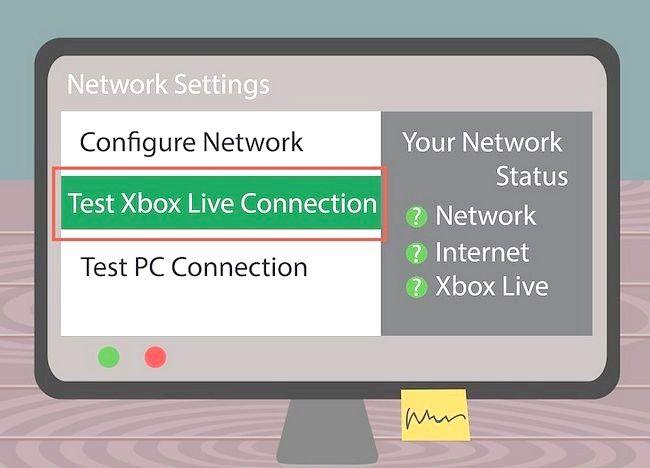 एक Xbox 360 को एक मैक चरण 28 से कनेक्ट करें शीर्षक वाला चित्र
