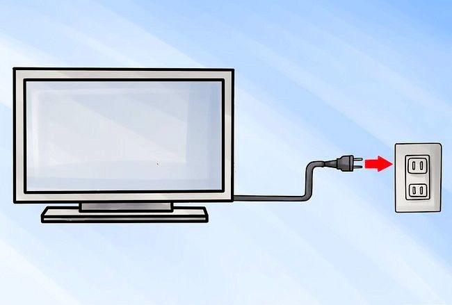 चित्र सेट Google टीवी चरण 18 सेट करें