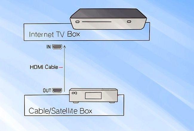 चित्र सेट करें Google TV चरण 8 को सेट करें