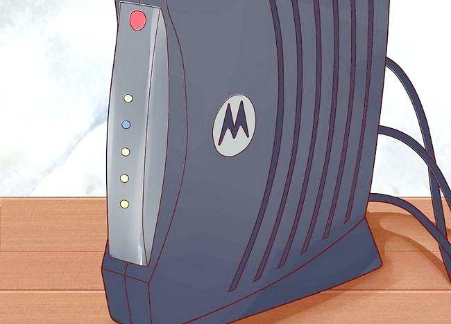 मोटोरोला सर्फबोर्ड मोडेम चरण 6 को सेट अप करें