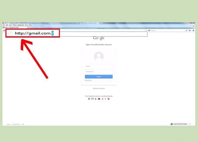 एक ईमेल पता सेट करें शीर्षक वाला चित्र चरण 1