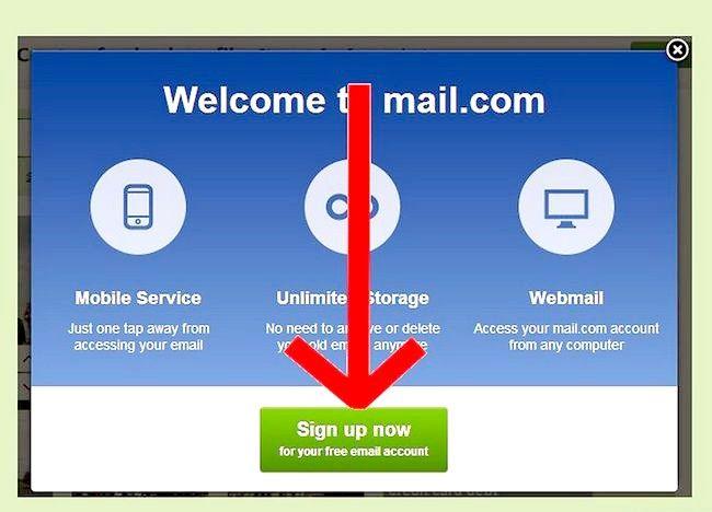 चित्र का नाम एक ईमेल पता सेट करें चरण 27