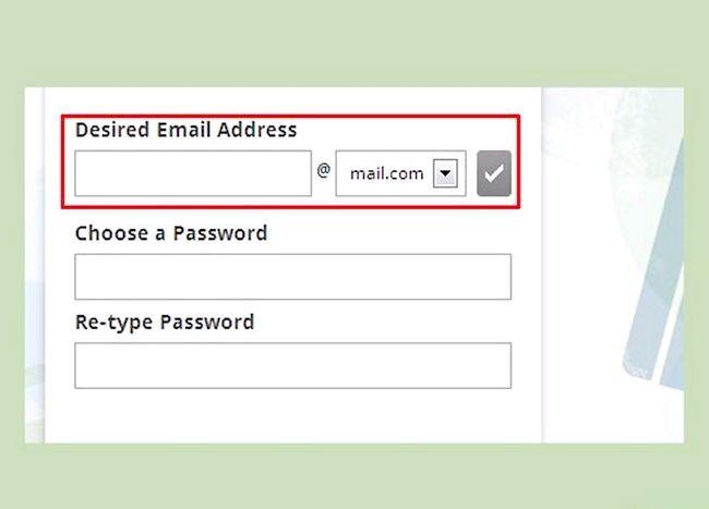 चित्र का नाम एक ईमेल पता सेट करें चरण 2 9