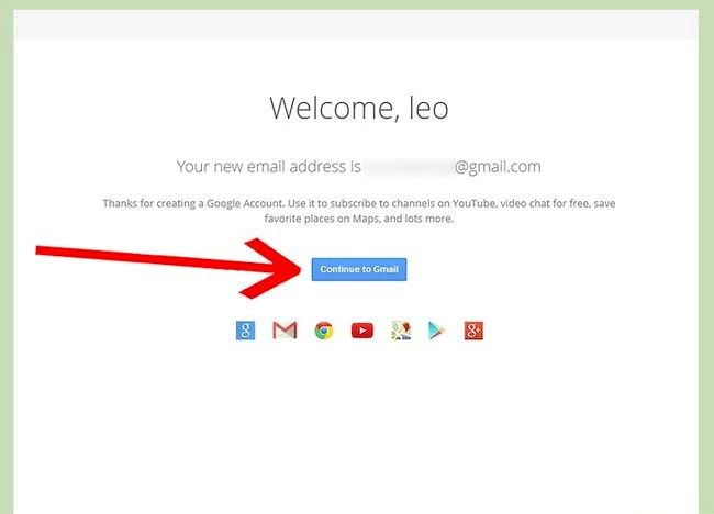 एक ईमेल एड्रेस सेट अप शीर्षक चित्र 6