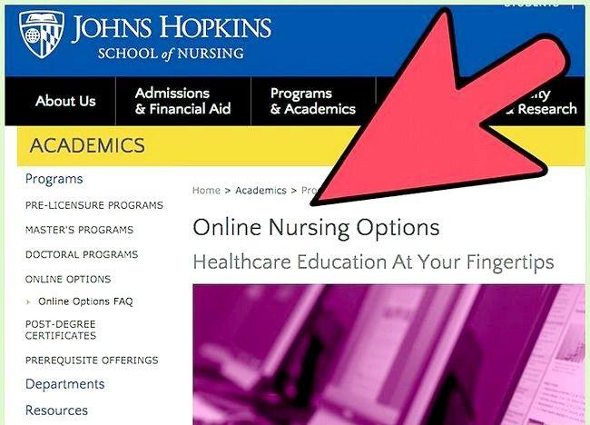 एक ऑनलाइन नर्सिंग डिग्री पायदान 3 कमाई वाली तस्वीर