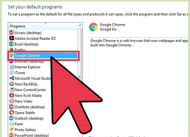 शीर्षक वाला चित्र Google Chrome को अपने डिफ़ॉल्ट ब्राउज़र के रूप में सेट करें चरण 12