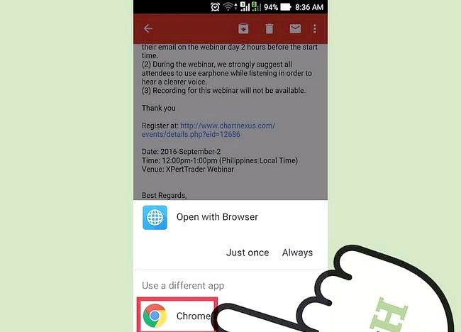 शीर्षक वाला चित्र Google Chrome को अपने डिफ़ॉल्ट ब्राउज़र के रूप में सेट करें चरण 25