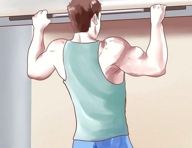 ऊपरी शरीर में मांसपेशियों को कैसे विकसित किया जाए