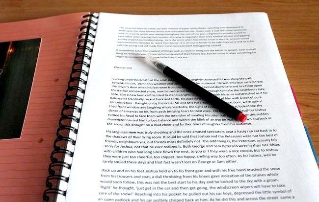 एक पुस्तक कैसे संपादित करें