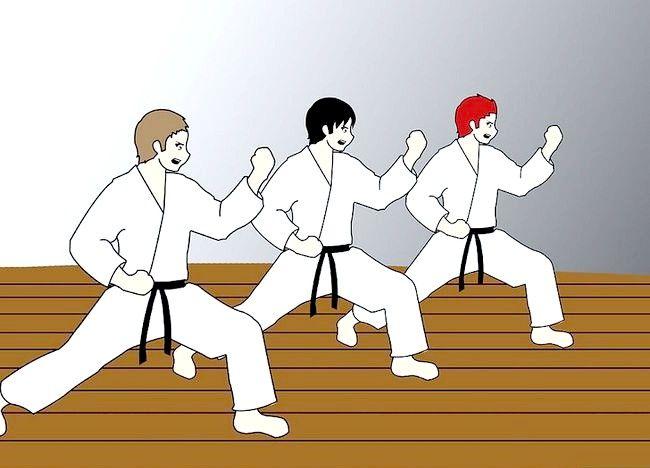 अपने बेटे के लिए एक मार्शल आर्ट खोजना