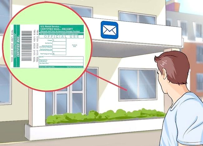 कैसे एक अमेरिकी पंजीकृत पत्र भेजें