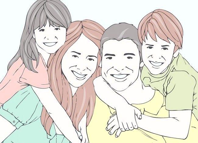 स्पेनिश में परिवार के सदस्यों से बात कैसे करें