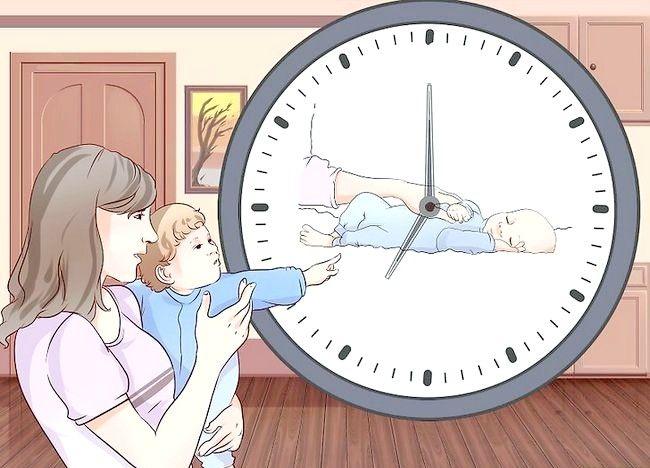 पॉट ए बेबी टू स्लीप नर्सिंग चरण 2