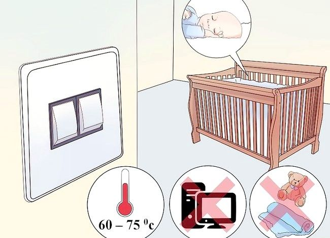 पॉट ए बेबी टू सो विद नर्सिंग चरण 5