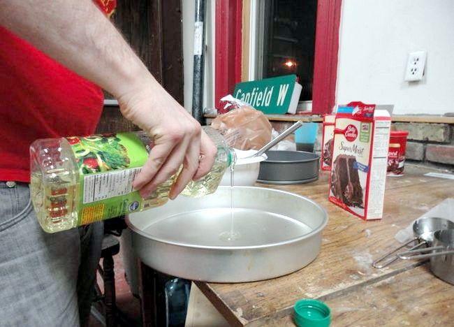 कैसे एक बॉक्स केक (या पाउच) बनाने के लिए