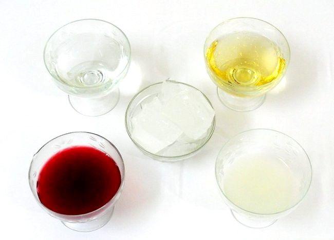 कैसे एक अनार Margarita तैयार करने के लिए
