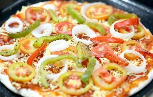 एक स्वस्थ पिज्जा बनाओ शीर्षक वाला चित्र 3
