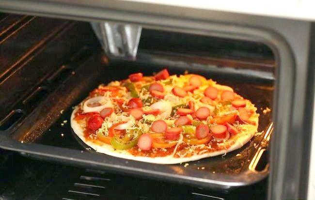 एक स्वस्थ पिज्जा बनाओ शीर्षक वाला चित्र 6