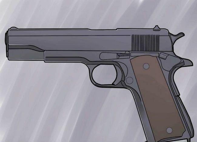 कैसे जल्दी से लक्ष्य और एक बंदूक के साथ गोली मारो