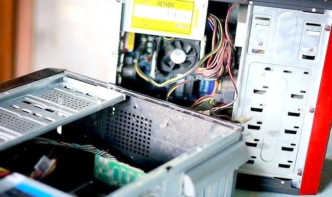 रीसायकल एक कंप्यूटर चरण 2 नामक चित्र