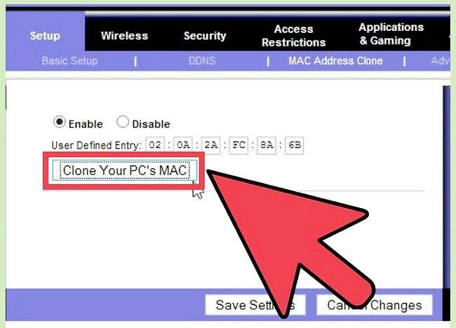 लिंक्ससी राउटर पासवर्ड चरण 12 को रीसेट करें चित्र
