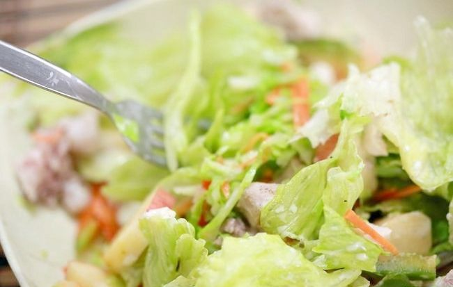 खाने वाला आहार स्वस्थ कदम 1 बुलेट 1