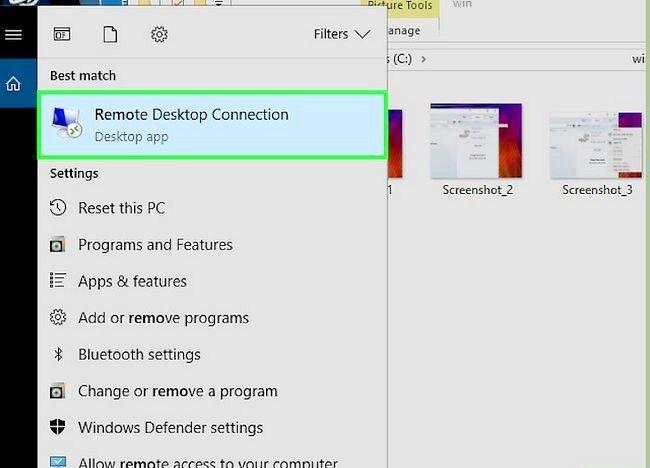 रिमोट डेस्कटॉप कनेक्शन का उपयोग कर एक सर्वर टर्मिनल से कैसे कनेक्ट करें