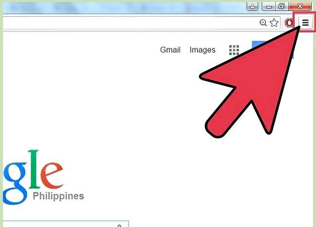 Google Chrome से कनेक्ट हो रहा है
