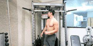 फिक्स्ड बार में कैसे व्यायाम करें