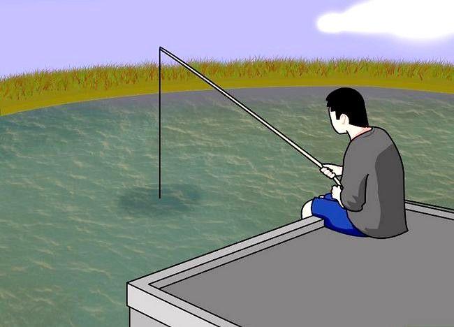 कैसे एक पेशेवर मछुआरे बनने के लिए