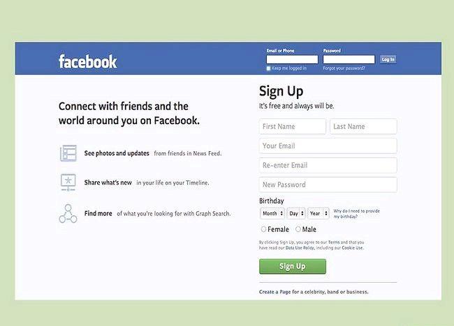अपने परिवार के पेड़ को रिसर्च करने के लिए फेसबुक का प्रयोग करें