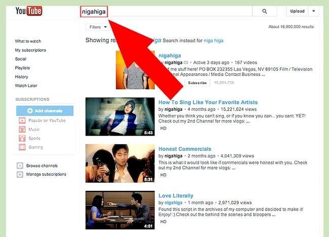 एक यूट्यूब सेलिब्रिटी चरण 10 बनें चित्र का शीर्षक