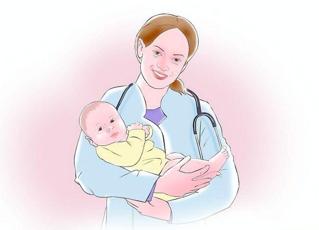 एक पेडटाइटी नर्स चरण 3 बनें चित्र का शीर्षक