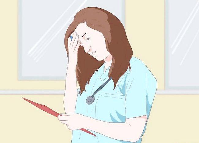 चित्र एक अच्छा नर्स चरण 12 रहो