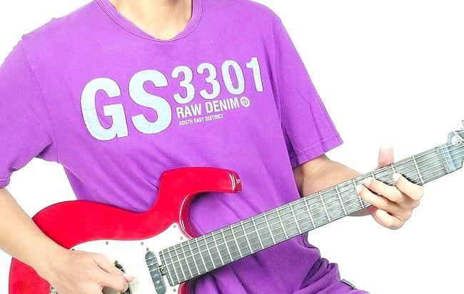 गिटार के चरण 15 में प्ले द ब्लूज़ शीर्षक वाला चित्र