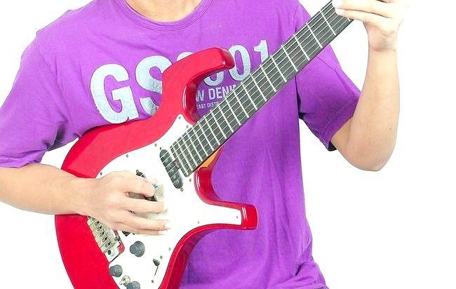 गिटार के चरण 3 में प्ले द ब्लूज़ शीर्षक वाला चित्र