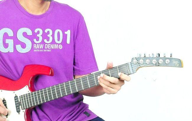 गिटार चरण 5 पर प्ले द ब्लूज़ नामक चित्र